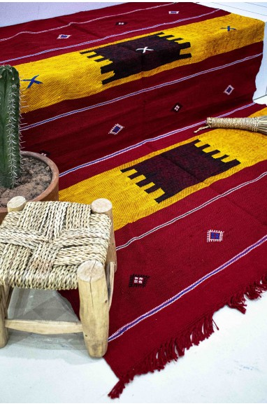 "Sabra rug ""Mexico"""