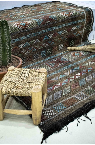 "Sabra rug ""Stone Age"""