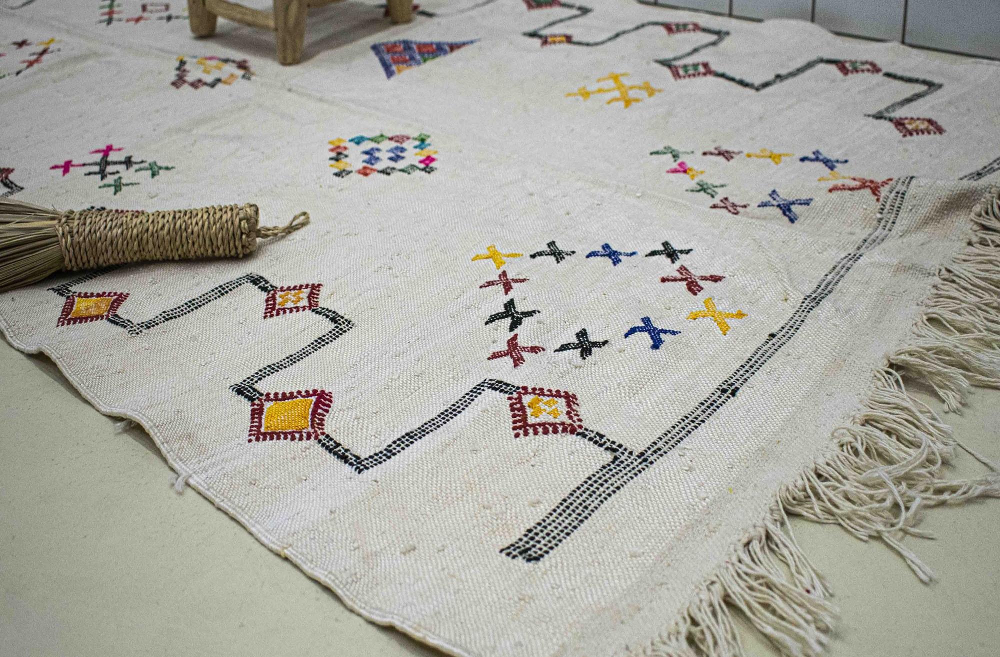 "Sabra rug ""Indian"""