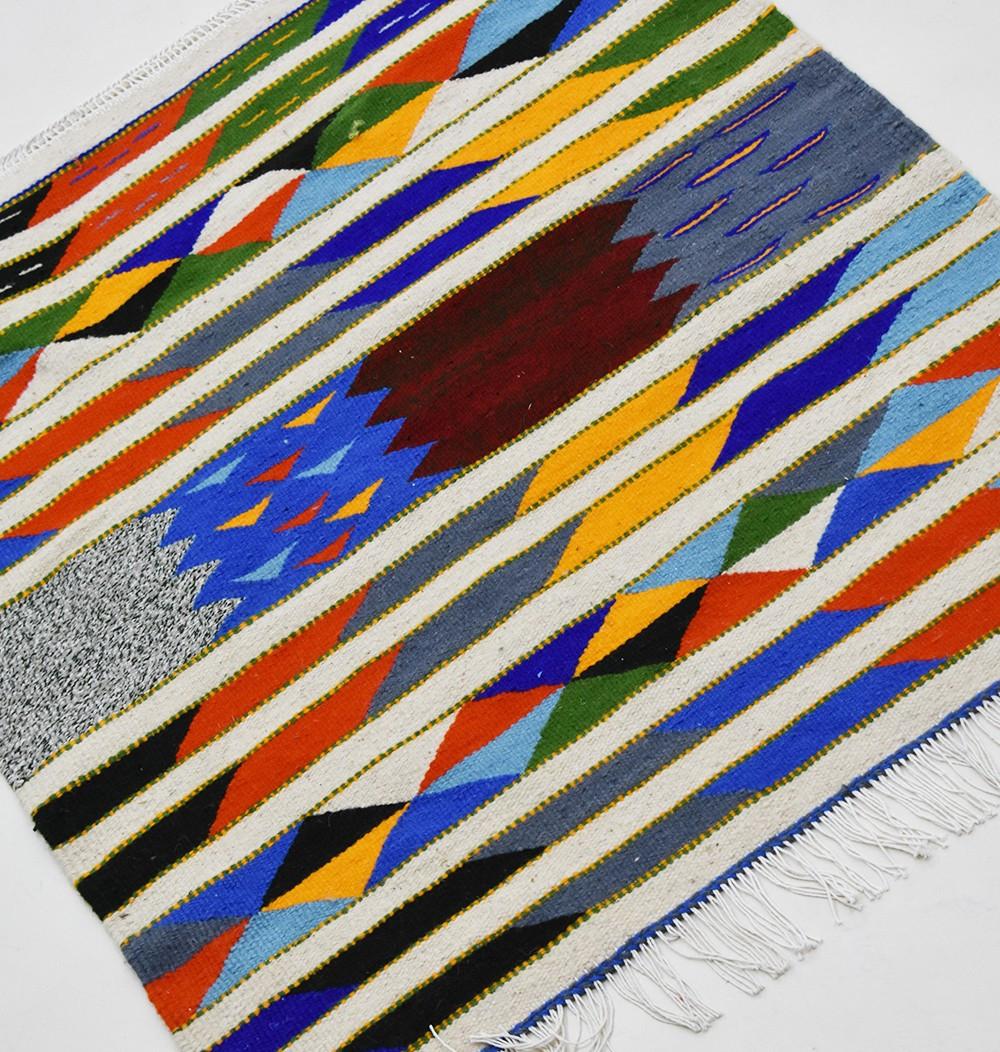 Tapis Kilim Graphique