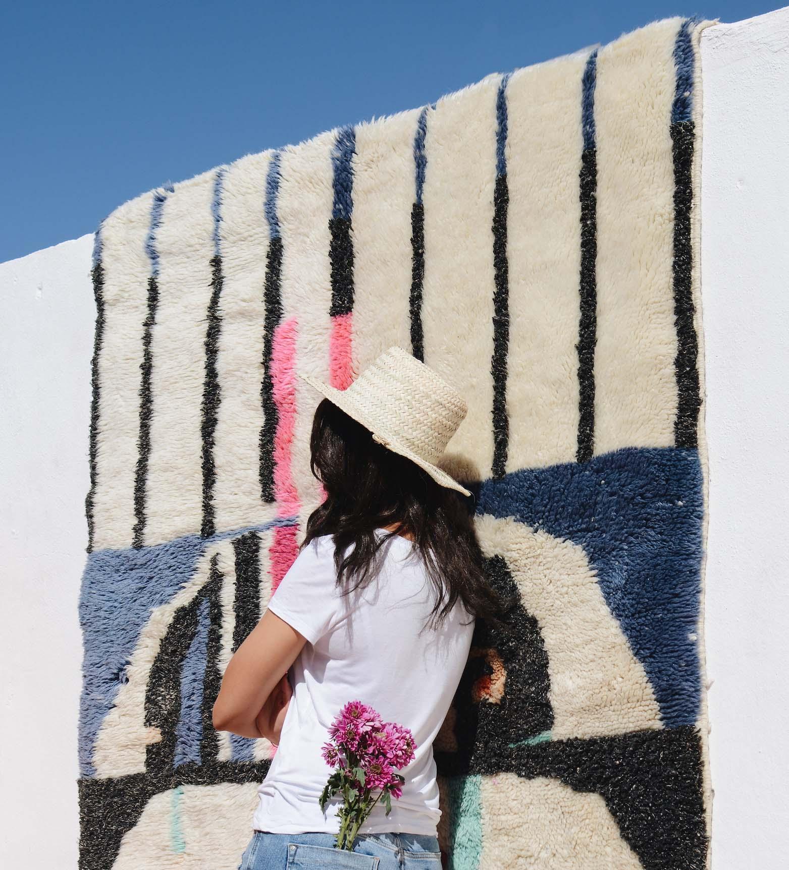 tapis berbere authentique