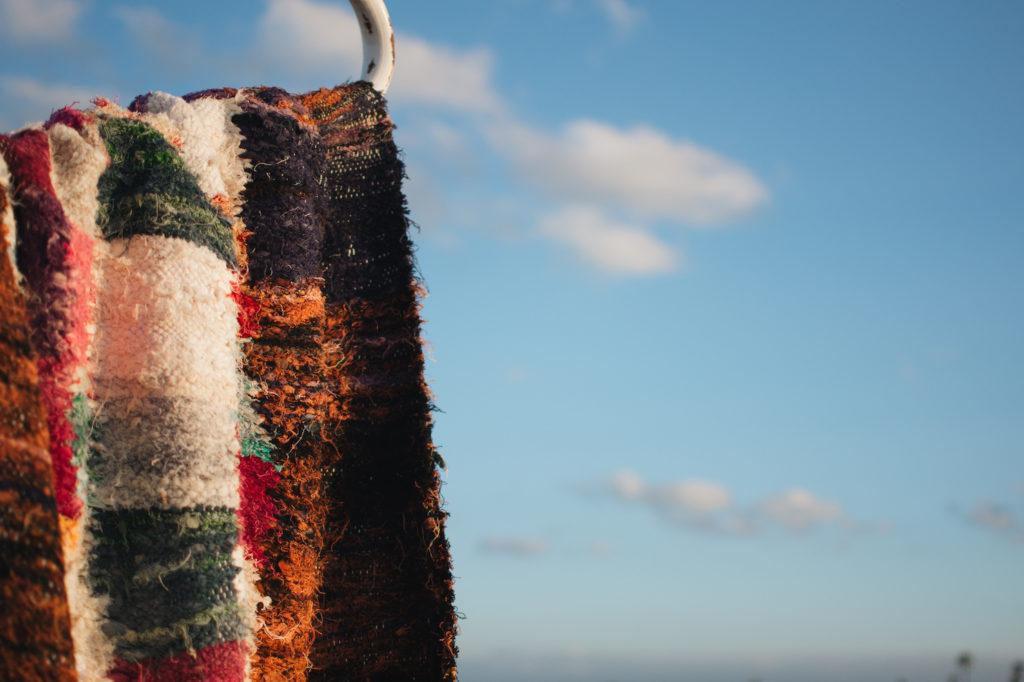 tapis berbere laine nettoyer