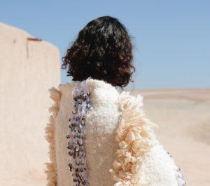handira berbere le plaid de la mariée
