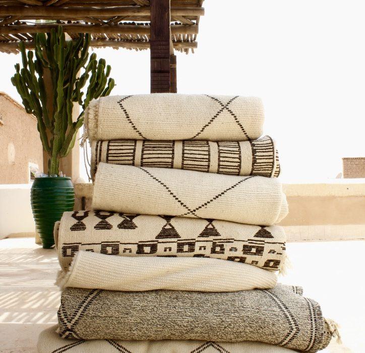 les tapis berberes marocains