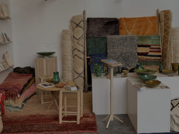 tapis berbere paris maison et objet 2019