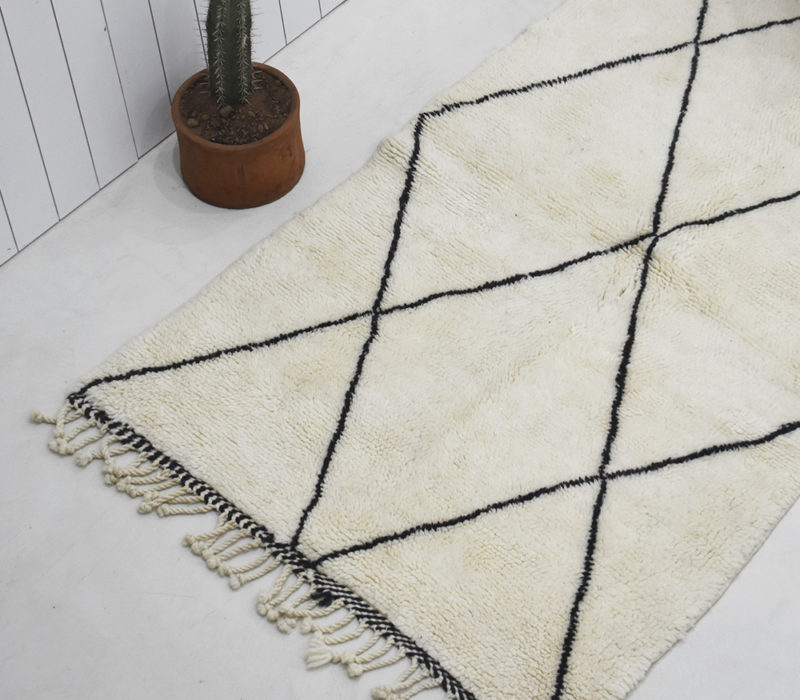 petit tapis berbere